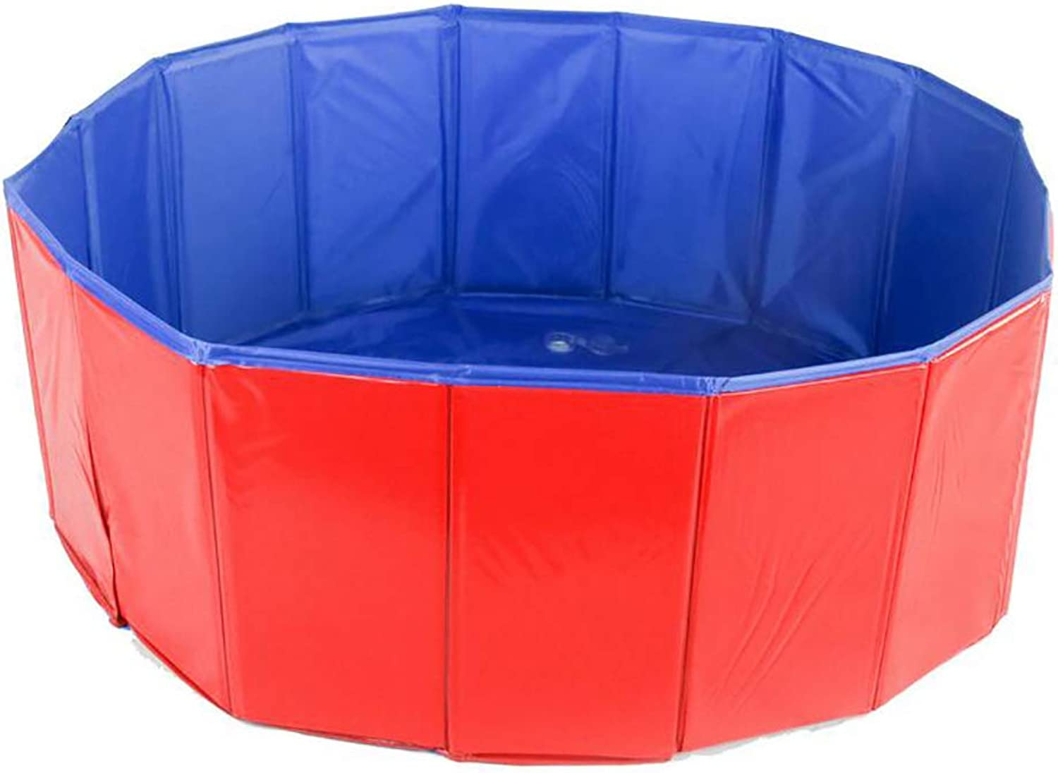 JYY PVC Pet Swimming Pool, Pet Washing Shower Grooming Portable Bath Tub,Park And Beach Kids Play Wash Tub,M