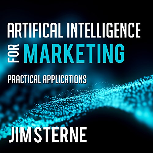 Artificial Intelligence for Marketing audiobook cover art