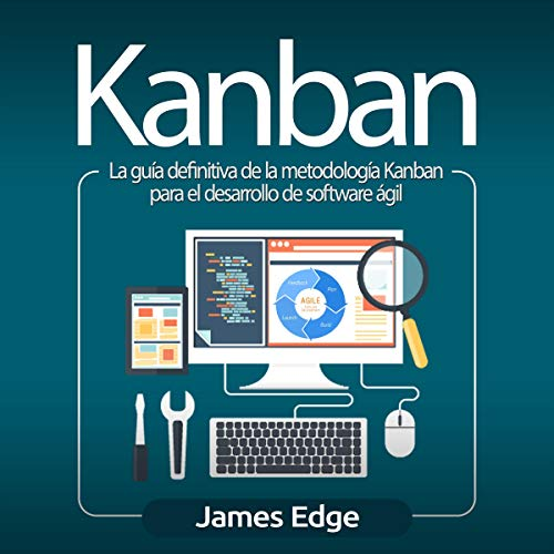 Kanban (Spanish edition) audiobook cover art
