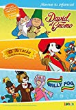 Pack: Willy Fog, D'Artacán Y David, El Gnomo - Las Series Completas [DVD]