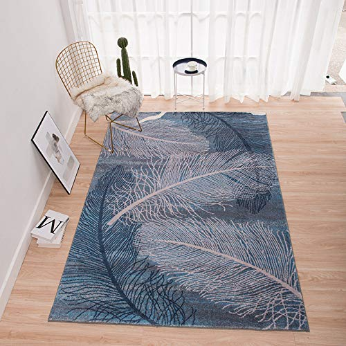 We like rugs and carpets. Area rugs-red-Oriental Persian traditional home durable rugs, short piles for living room Dininng room and bedroom-easy to clean80X120cm