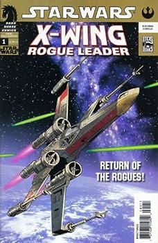 Comic Star Wars X-Wing: Rogue Leader, No. 1 Book