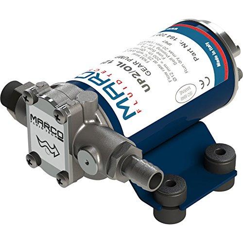 Marco UP2/Oil 12V Transferpumpe Bootspumpe Ölpumpe Heizölpumpe Schiffspumpe Förderpumpe Motorölpumpe Hydrauliköl.