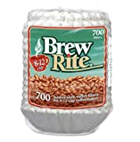 Brew Rite Coffee Filter - 700 ct.