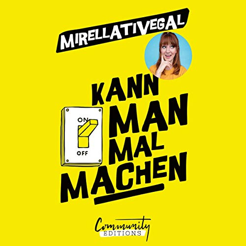 Kann man mal machen cover art