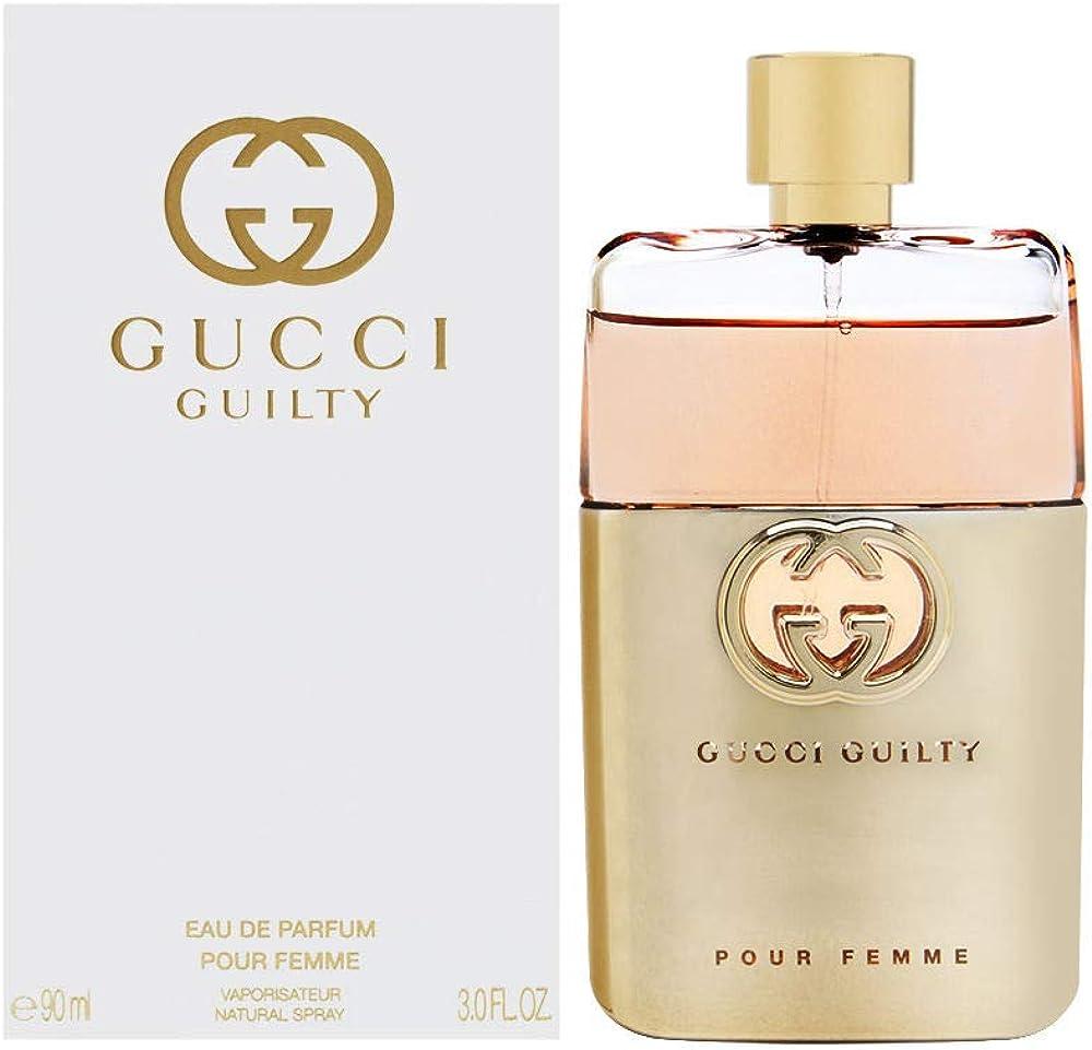 gucci guilty profumo eau de parfum da donna - 290 ml 3614227758162