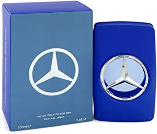 Mercedes Benz Man Blue For Men Eau De Toilette, 100 ml