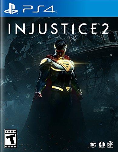 InJustice 2 - PlayStation 4 Edição Padrão com Quadrinhos