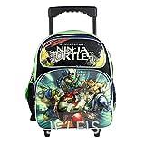 Nickelodeon Teenage Mutant Ninja Turtles 12' Toddler Rolling Backpack