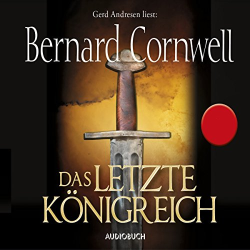 Das letzte Königreich audiobook cover art