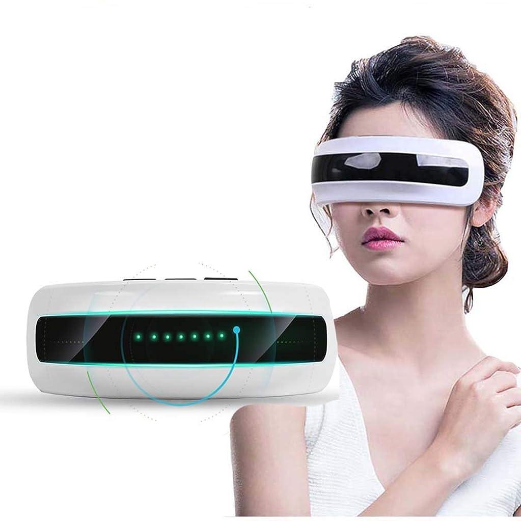 効果むしゃむしゃ有効アイマッサージャー、1000mAhバッテリー、4Dモバイルオプティクス、EMSパルスマッサージャー、模擬テストマッサージ、アイバッグ、ダークサークル、目の疲労、ドライアイ用