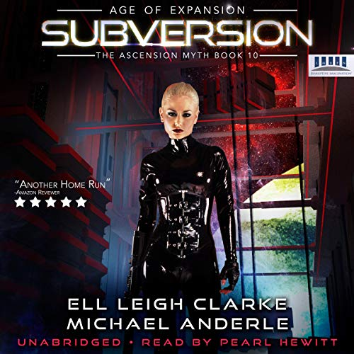 Subversion: Age of Expansion - A Kurtherian Gambit Series cover art