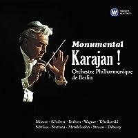 Monumental Karajan! by Herbert Von Karajan (2013-01-22)