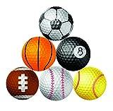 Zoom IMG-1 longridge palle da golf confezione