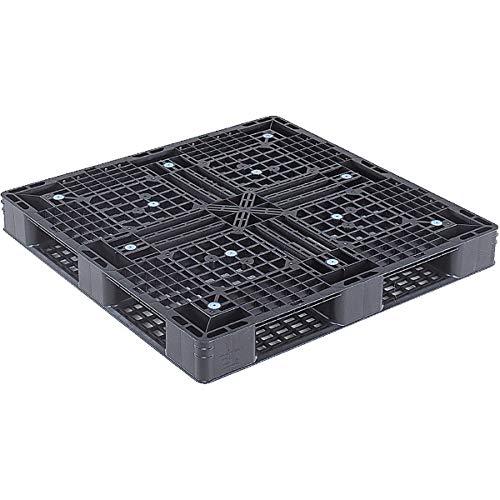 TRUSCO α樹脂パレット 超軽量薄型 1100X1100X125 TAP1111S