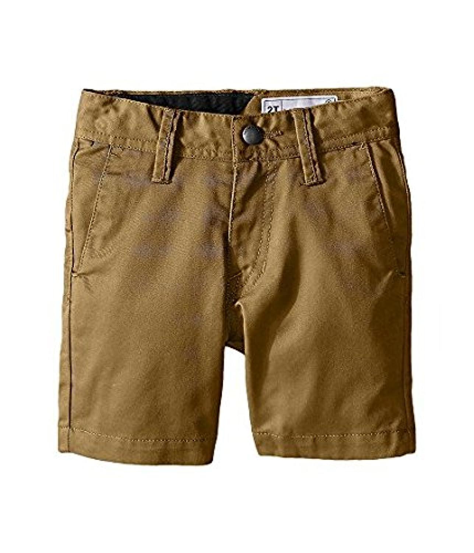 ボルコム Volcom Kids キッズ 男の子 ショーツ 半ズボン Khaki Frickin Chino Shorts (Toddler Little Kids [並行輸入品]