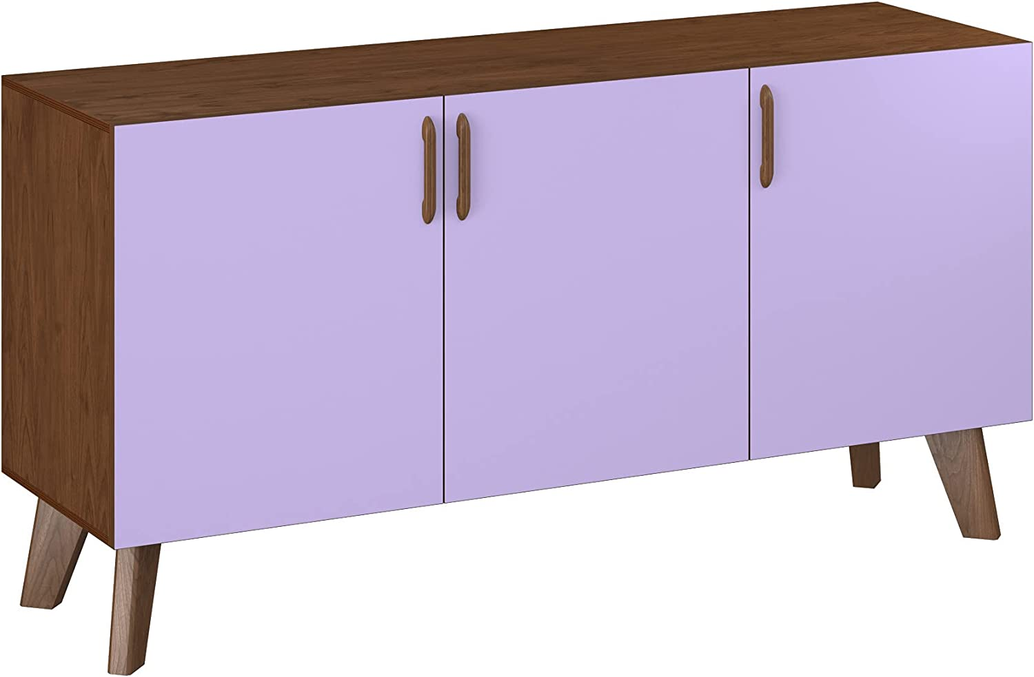 Poppy Sideboard store - Walnut Velma Design Colors in Free shipping anywhere the nation 5 11 Base Styl