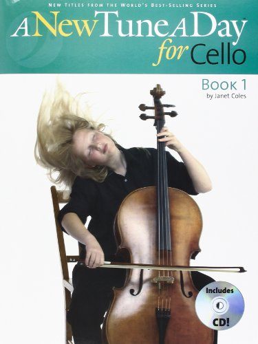 Cello: a new tune a day (book +cd): Cello - Book 1