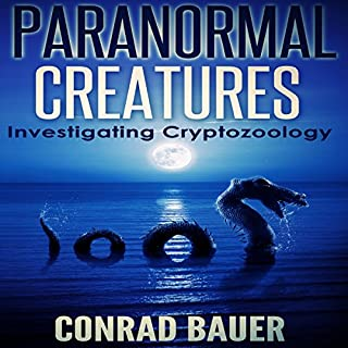 Paranormal Creatures cover art