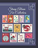 Stamp Album For Collectors: Professional Stamp Collecting Album for Stamp Collectors, Stamp Collection Catalog Journal, Organize & Catalog Stamps, For Collectors, Kids And Adults