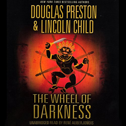 Page de couverture de The Wheel of Darkness