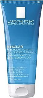 [ラロシュ布製] エファクラ 脂性肌のためのピュリファイングフォーミングジェルクレンザー 200ml / La Roche-Posay Effaclar Purifying Foaming Gel Cleanser for Oily Skin