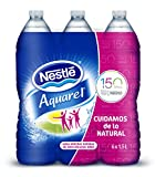 Nestlé Aquarel - 6 x 1,5 L Botella Agua Mineral Natural