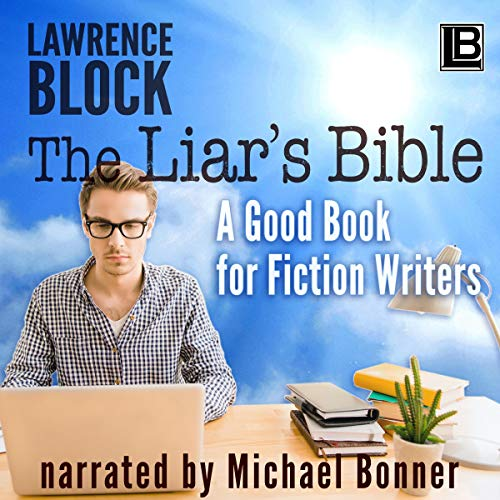 The Liar's Bible audiobook cover art