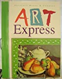 Harcourt School Publishers Art Express: Student Edition  Grade 5 1998 (Art Express Y022)