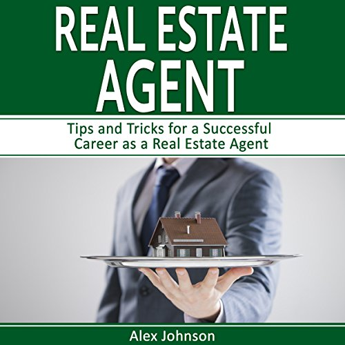 Real Estate Agent: Volume 2 audiobook cover art