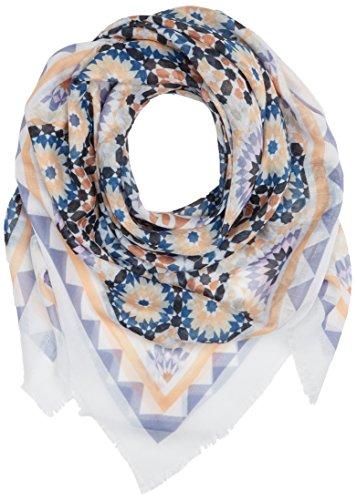 Preisvergleich Produktbild Barbara Becker Damen 971030 Schal,  Mehrfarbig (Ivory 9607),  One Size
