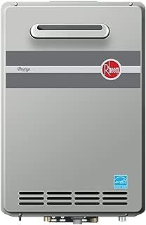 rheem prestige condensing tankless water heater