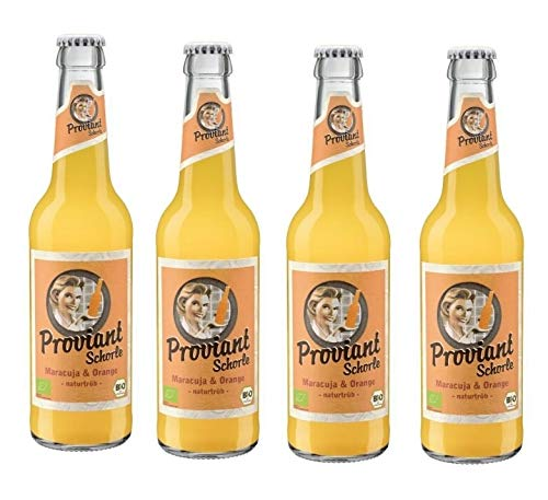 Proviant Berlin Bio Schorle Maracuja & Orange Bio (1 x 330 ml)