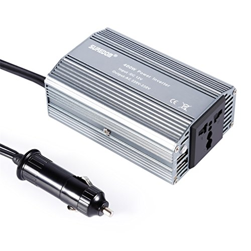 Catuo 400W Convertisseur Transformateur 12V 220V...