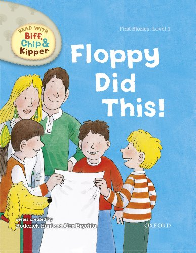 Floppy Did This! (Read With Biff, Chip and Kipper Level1)