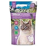 Arquivet arena gato Silica Crystal aroma lavanda 3,8 L