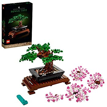 LEGO Bonsai Tree 10281 Building Kit a Building Project to Focus The Mind with a Beautiful Display Piece to Enjoy New 2021  878 Pieces
