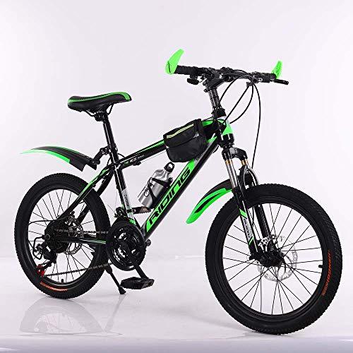 MW Bicicleta De Montaña, 22/20 Pulgadas 21 Bicicletas De Velocidad, Camino De La Bicicleta, Hard Tail Bicicleta, Bicicleta Variable Estudiante De Educación Velocidad,L,20 Inches