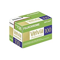 Fujifilm Fujichrome Velvia 100 Color Slide Film ISO 100, 35mm, 36 Exposures [並行輸入品]