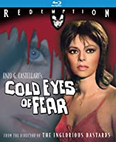 Cold Eyes of Fear [Blu-ray] [Import]