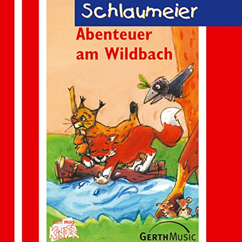Couverture de Abenteuer am Wildbach