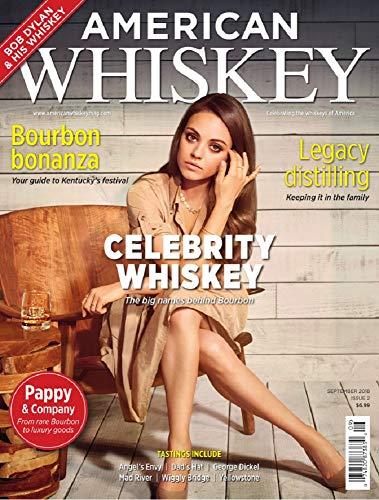American Whiskey: Celebrity Whiskey (English Edition)