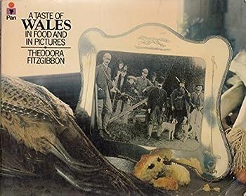 Paperback A Taste of Wales Book