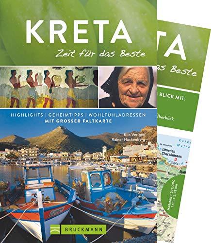 Bruckmann Reiseführer Kreta: Zeit für das Beste. Highlights,...