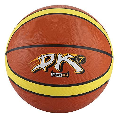 ZJchao Mini pelota de baloncesto de colores resistentes, para adultos