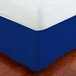 Best royal blue twin bedskirt Reviews