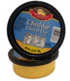 Old Fashioned Cheese Dip, Cheddar, 6.35 Ounce (Pack of 12)...