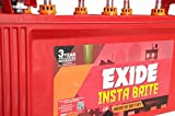 EXIDE INDUSTRIES 150Ah Insta Brite Inverter Ups Battery