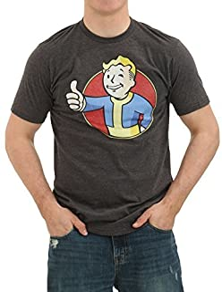 Fallout Vault Boy Mens T-Shirt