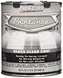 Automotive Clear Coat Paint